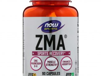Sports, ZMA, Sports Recovery, 90 Capsules (Now Foods)
