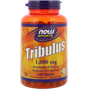Sports, Tribulus, 1,000 mg, 180 Tablets (Now Foods)