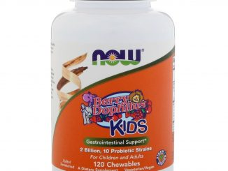 Berry Dophilus, Kids, 2 Billion, 120 Chewables (Now Foods)