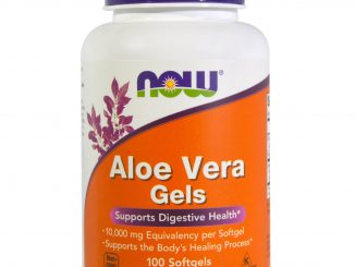 Aloe Vera Gels, 100 Softgels (Now Foods)