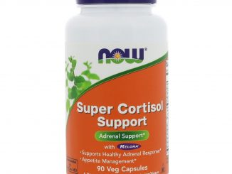 Super Cortisol Support, 90 Veg Capsules (Now Foods)