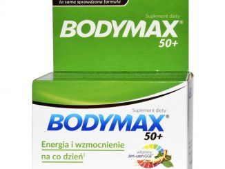 Bodymax 50+, tabletki, 60 szt. / (Orkla Care)