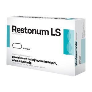 Restonum LS, tabletki, 30 szt. / (Aflofarm)