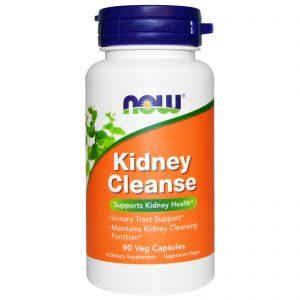 Kidney Cleanse, 90 Veggie Caps (Now Foods)